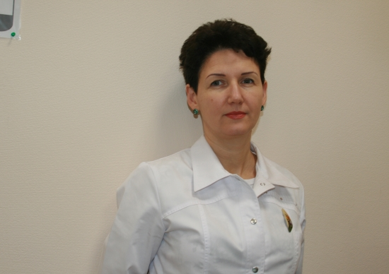 Пашкова Анна Александровна