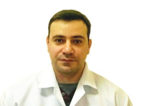 Терзян Овсеп Геворкович