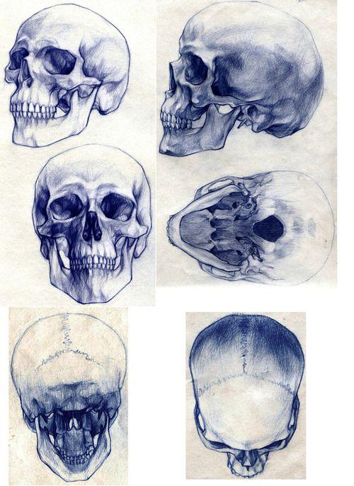 КТ черепа
